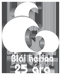Logo - Blái herinn
